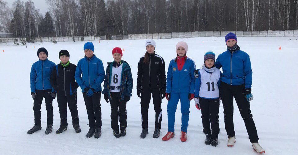 4 этап Кубка Калужской области по лыжным гонкам в Думиничи