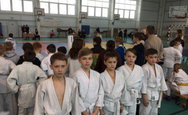 Первенство Калужской области по дзюдо