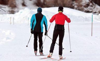 Кубок Губернатора по лыжным гонкам в Калуге