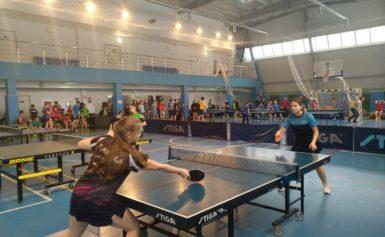 Состоялся открытый Чемпионат и Первенство Жуковского района по настольному теннису