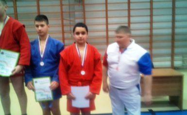 Соревнования первенства Калужской области по борьбе самбо
