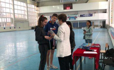 Успехи теннисистов Боровской ДЮСШ «Звезда»