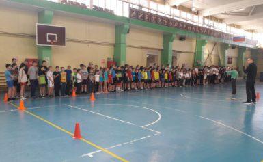 Выполнение нормативов комплекса ГТО в г. Балабаново