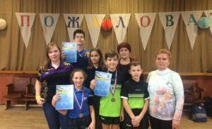 Первенство Калужской области по настольному теннису для юношей и девушек не старше 16 лет.