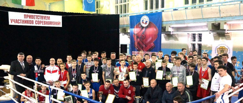Чемпионат и первенство Калужской области по боксу