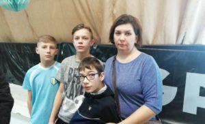 Чемпионат и первенство Калужской области по настольному теннису среди лиц с ограниченными возможностями здоровья и инвалидов