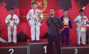 Турнир по дзюдо, посвящённый Дню защитника отечества среди юношей.