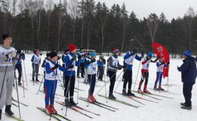 Спартакиада (лыжные гонки)