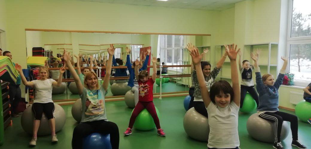 Спортивный праздник для учащихся отделения адаптивной физкультуры