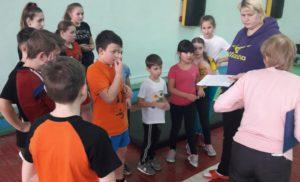 Выполнение нормативов ГТО воспитанниками ДЮСШ