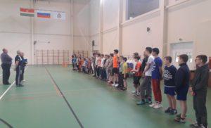 ГТО для спортсменов ДЮСШ