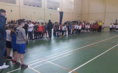 Спартакиада начальных классов (футбол)
