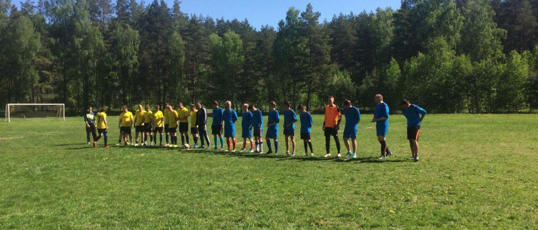 Кубок главы администрации Боровского района по футболу