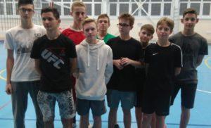 Турнир по волейболу в Малоярославце