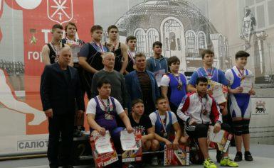 Турнир по тяжёлой атлетике в г. Тула