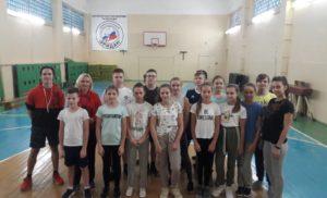 ГТО в Боровских школах