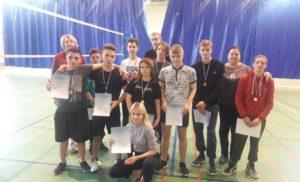 Турнир Боровского района по волейболу для детей, находящихся в трудной жизненной ситуации