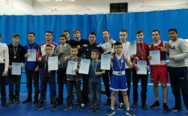 Открытое первенство Боровского района по боксу