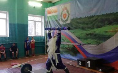 Первенство Боровского района по Тяжёлой атлетике