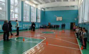 ГТО в Ермолинской школе