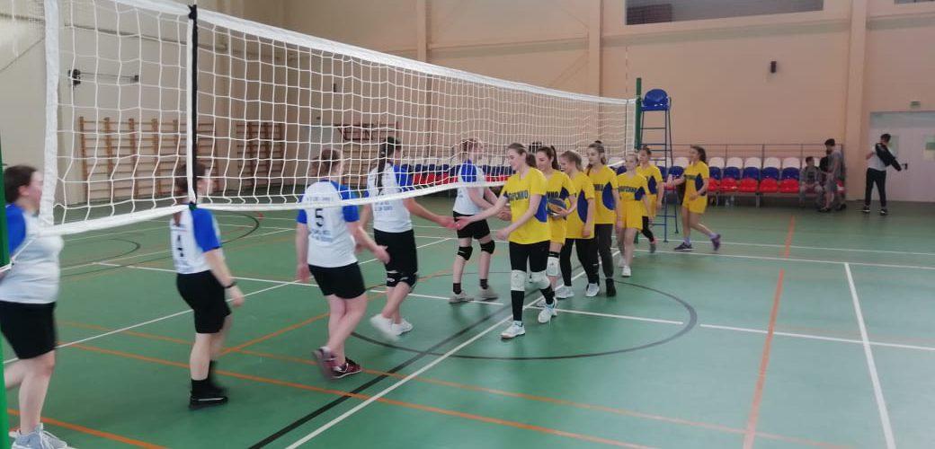 Спартакиада по волейболу (2 группа)
