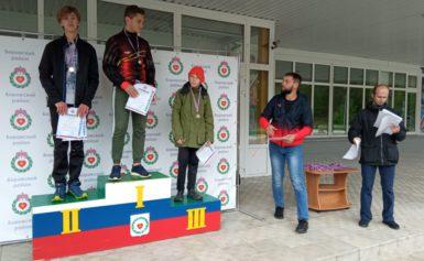 Чемпионат Боровского района по лёгкой атлетике