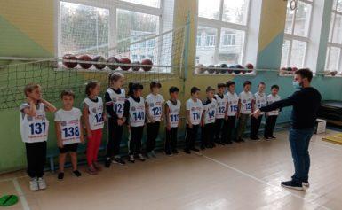 ГТО по силовой гимнастике в СОШ №4 г. Боровск-1
