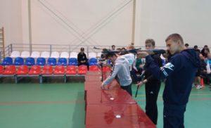 Соревнования по полиатлону в рамках спартакиады обучающихся образовательных организаций Боровского района