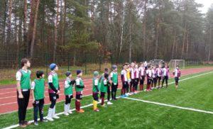 первенство Боровского района по футболу среди юношей 2007-2008 г.р.