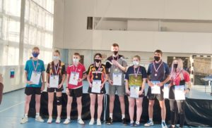 Чемпионат Калужской области по настольному теннису