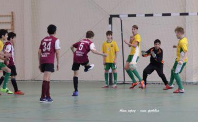 Первенство Калужской области по мини-футболу