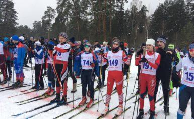 Кубок губернатора Калужской области по лыжным гонкам