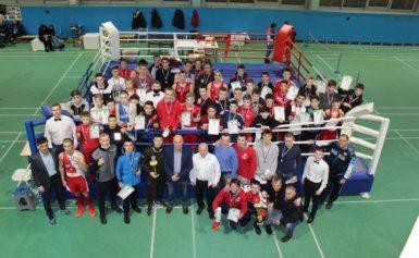 Первенство Калужской области по боксу
