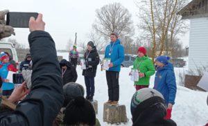 5 этап Кубка Калужской области по лыжным гонкам