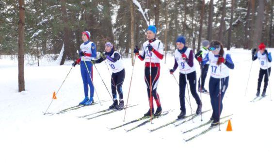 ГТО, лыжные гонки