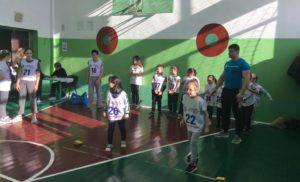 ГТО в Ворсинской школе