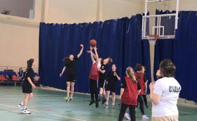 Спартакиада, баскетбол