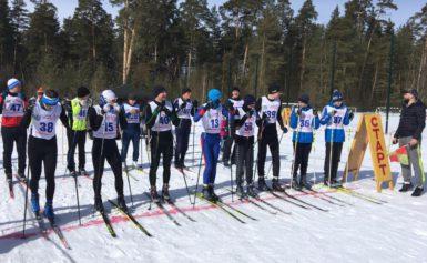 Чемпионат и первенство Боровского района по лыжным гонкам