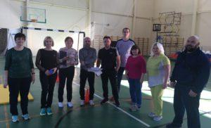 Заседание районного методического объединения учителей физкультуры