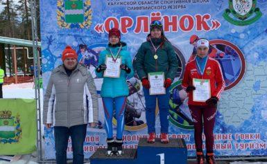 V этап кубка Калужской области по лыжным гонкам