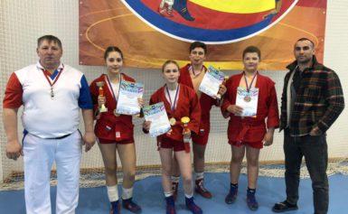 Открытый городской турнир по самбо, посвящённый памяти К.Э. Циолковского
