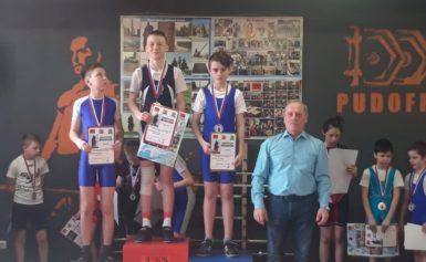 соревнования по Тяжёлой Атлетике среди молодёжи в г. Дубна