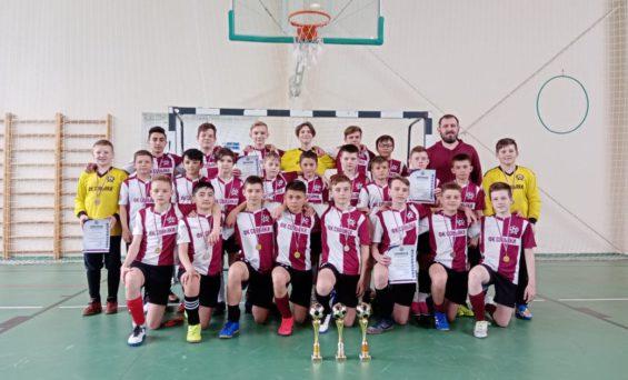 первенство Боровского района по мини-футболу среди юношей 2007-2008 г.р.