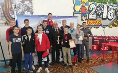 Турнир по боксу «Победа» Можайского городского округа посвящённый 76-ой годовщине Победы в ВОВ 1941-1945 годов.
