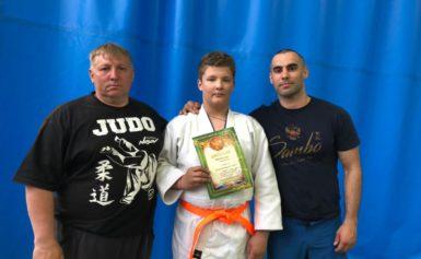 Всероссийские соревнования по дзюдо (КАТА-группа) до 13 лет