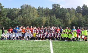 13-ый турнир по футболу на Кубок Алексея Александровича Парамонова