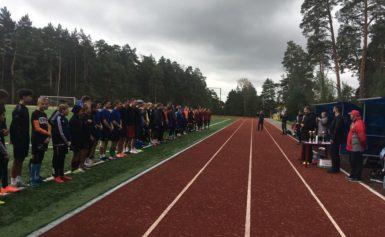 Соревнования по мини-футболу в рамках 74 спартакиады обучающихся образовательных организаций Боровского района